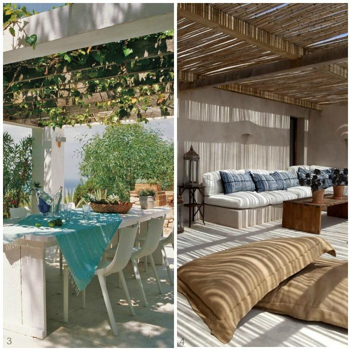 A refrescarse - Sombrilla de terraza ...
