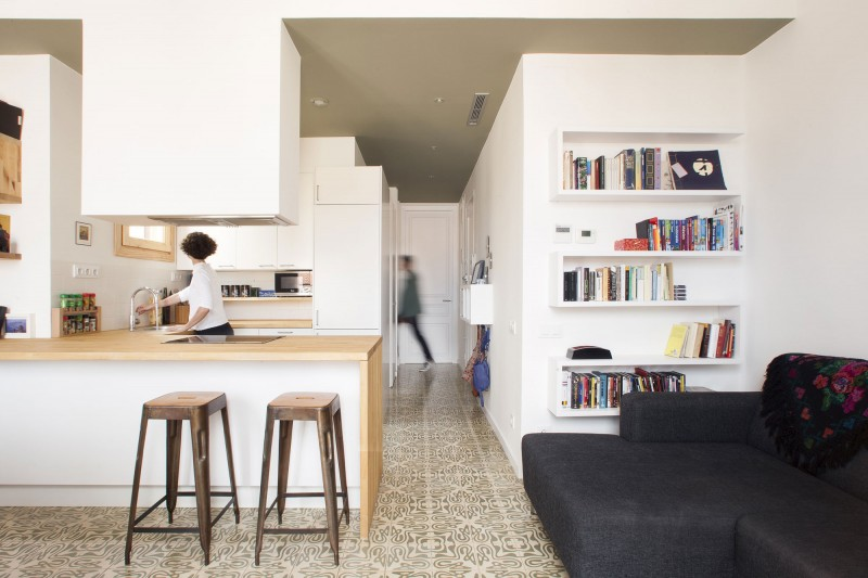Un piso con mucho encanto - Pisos con encanto madrid ...