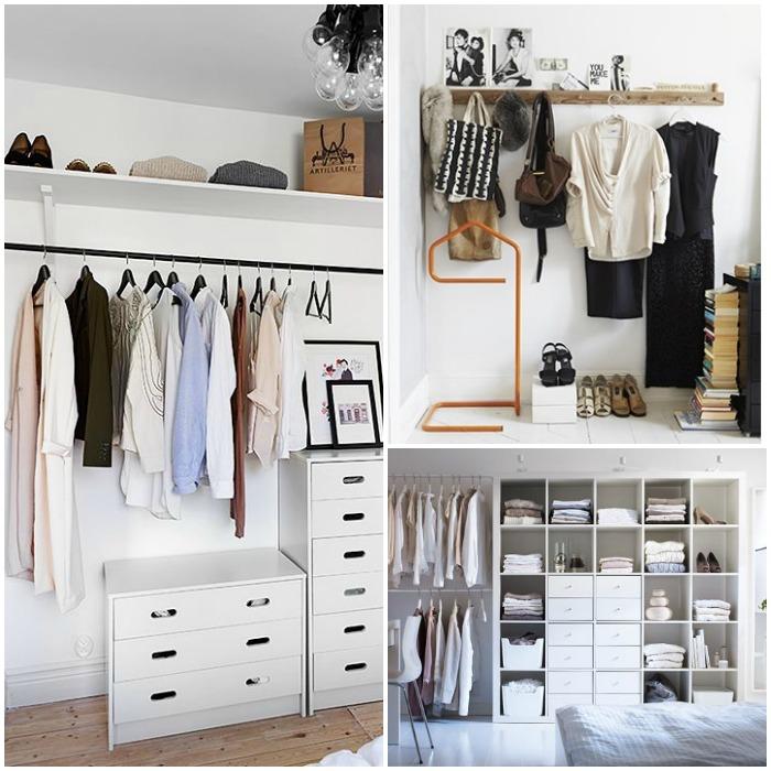 T tambi n tienes una habitaci n trastero - Como vestir un armario ...