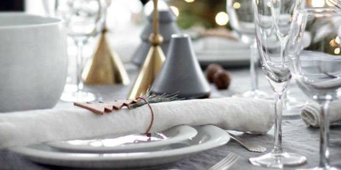 Decora tu mesa para estas navidades for Como poner una mesa bonita