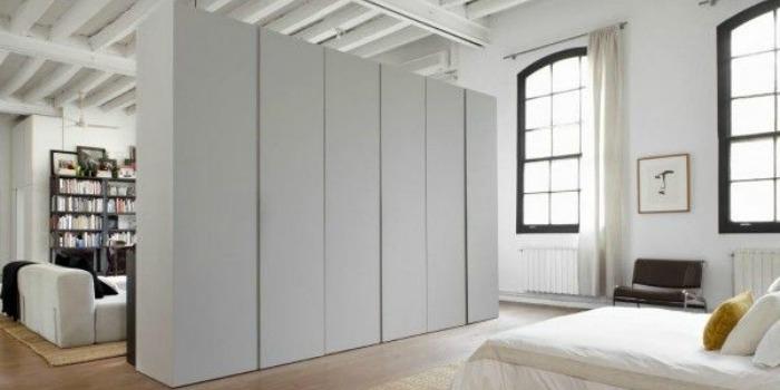 C mo separar espacios sin levantar paredes for Como dividir un ambiente