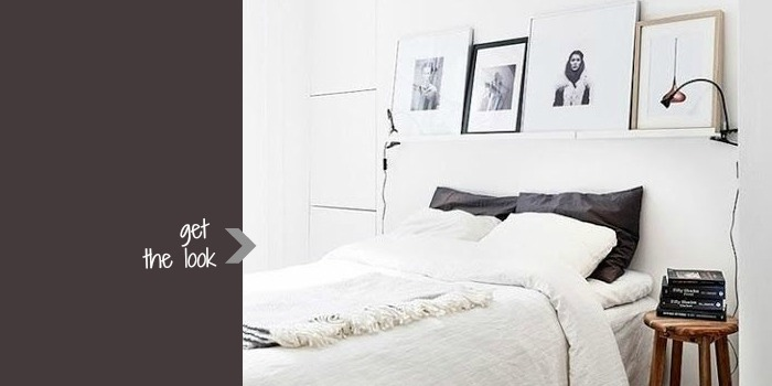 GET THE LOOK: DORMITORIO #1